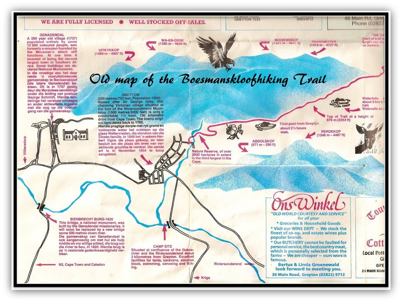 boesmanskloof hiking trail maps-001