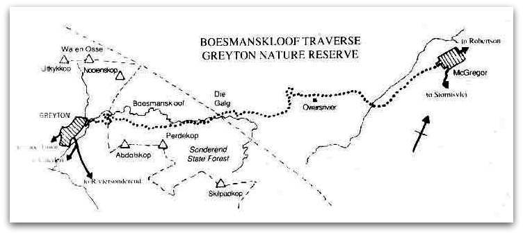 boesmanskloof hiking trail maps-003
