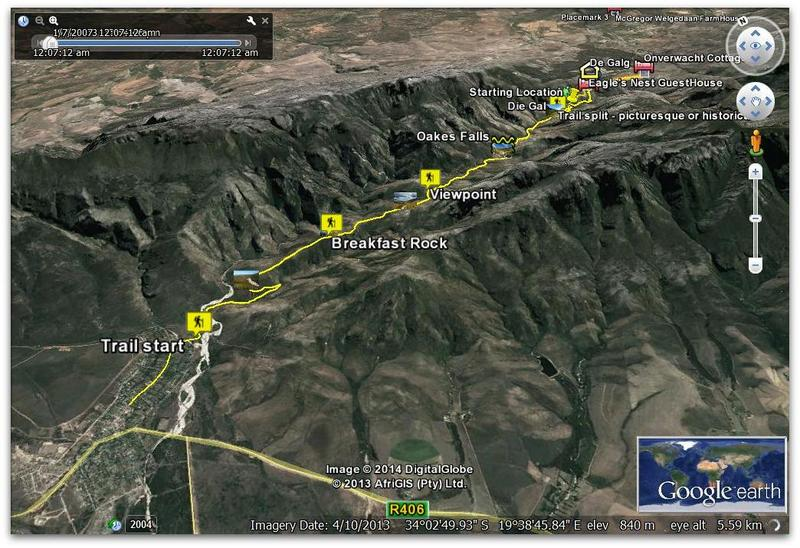 boesmanskloof hiking trail maps-006