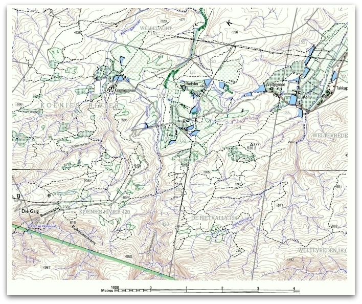 boesmanskloof hiking trail maps-008