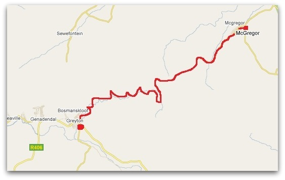 boesmanskloof hiking trail maps-009