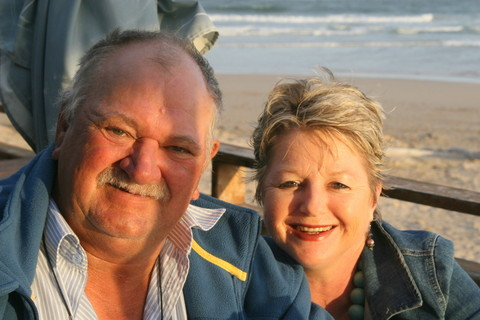 japie and sandra oosthuizen owners